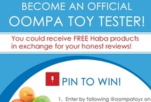 Oompa Toy Tester - HABA! / by Oompa Toys