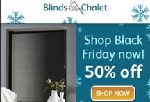 Deals / by Blinds Chalet