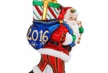 Dated Ornaments / by Bronner's CHRISTmas Wonderland