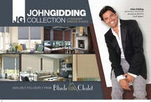 John Gidding Collection - Available At BlindsChalet.com / The John Gidding Collection was designed with you in mind.