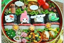 Hello Kitty & friends food