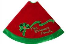 Tree Skirts / by Bronner's CHRISTmas Wonderland