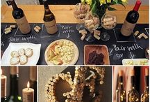 Shower ideas / Ideas for our couples shower, bridal shower, etc.  / by Heather Benoit