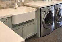 Laundry room / by Kimberly Radley