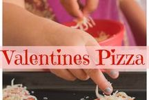 Valentine's Day / Recipes, crafts, and ideas for celebrating Valentines with little ones! Spread the love.