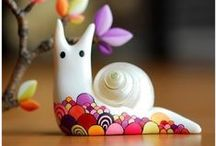 Illustrations l Snail