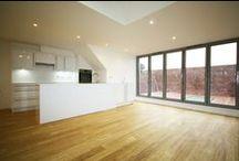 Strand Woven Bamboo Flooring / Bamboo flooring that is twice as hard as Oak flooring