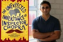 BOOKS - Reviews of Unexpected Inheritance of Inspector Chopra / The Guardian 22 Aug 2015- 'The best recent crime fiction novels – A review roundup. Chopra, diligent, incorruptible and not entirely at ease with shiny new India, is a delight, as is his redoubtable wife, Poppy - and Ganesha the elephant, once he has cheered up a bit, proves a very useful ally indeed. Utterly charming' (Guardian)