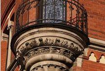 Balconies and Rooftop Terraces