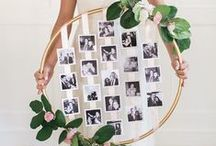 Wedding DIY Ideas / Save your wedding budget with these smart DIY projects.