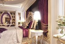 Dream master bedrooms /  Dream master bedrooms and lighting.