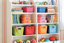 Organizar en casa