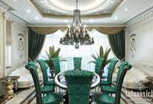 Dinning room / Dinning rooms that touched my heart.