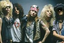 TAKE ME DOWN TO THE PARADISE CITY / GUNS N' ROSES    AXL ROSE    SLASH    DUFF MCKAGAN    STEVEN ADLER    IZZY STRADLIN