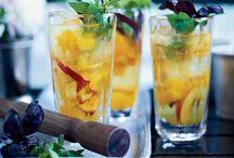 • Cocktails • / Seasonal Sips