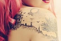Inked / Beautiful body art.
