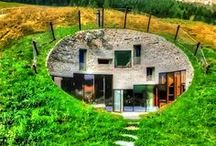 Amazing Dwellings.... / A collection of impressive structures and interiors. / by Shane Pond