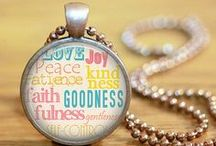 Juicy Christians Jewelry / Handmade Faith Inspired and Inspirational Jewelry