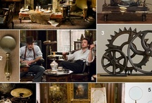 Awesome Interior / Interior design inspirations from movies