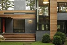 inspirational design [exteriors] / by Anna Grandone