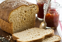 Cook This - Smells Like Fresh Bread / Varieties of bread to feed my growing family. Fresh bread is one of my favourite smells! Sadly I rarely eat these recipes because my hips don't lie.