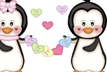 I Heart Sweethearts / I am happy to share. Please feel free to pin whatever you like with any caption you please. No daily or other limits! / by Mimmi Penguin