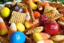 Party and Snack Foods / Easy fun foods for parties; events showers; weddings etc