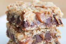 Cookies and Cookie Bars / As Cookie Monster would say: Me want cookie! / by Kathy Skaggs
