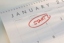 New Year's Resolutions / by Nicole Huckins
