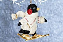 Penguin Ornaments / I am happy to share. Please feel free to pin whatever you like with any caption you please. No daily or other limits! / by Mimmi Penguin