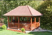 Free Gazebo Plans / Step by step free gazebo plans. Building a wooden gazebo is a great choice, if you look for a place for retreat and entertainment.