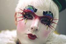 Performance Face  / by Lei Lei de Kirby