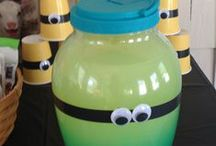 Despicable Me Party / by Wendy Johnson