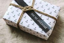 Wrap & packaging