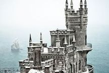 Amazing Castles / by Shane Pond