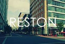 """Reston / The Dwellus Group is proud to call Reston our home. Reston is an upscale and lively community in Northern Virginia.  Its founding principles are """"Live, Work, Play and Get Involved"""", and residents of Reston reap the benefits in their quality of life. Visit dwellus.com/reston to find out more"""