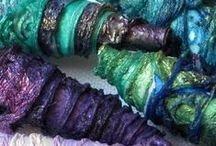 Beads ~ Handcrafted or Painted / by Kathy Skaggs