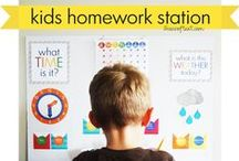 Learn & Home: Classrooms / Places that inspire learning for children