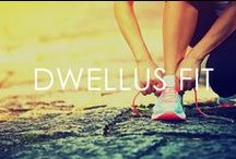 Dwellus Fit / The Dwellus Group has embarked on a fitness extravaganza, holding ourselves and each other accountable for being the best we can!