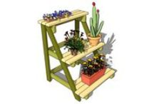 Plant Stand Plans / Easy to follow plans and tutorials on how to build a plant stand. Outdoor plant stand plans and step by step instructions.