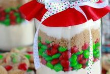 Cookie Mixes / The best home made gift.