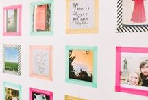 Projects to attempt. / DIY ideas. / by Emily Threlkeld