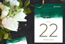 Wedding Stationery / Wedding stationery ideas for invitations, save the dates, place cards, order of the day, DIY and handmade design invites and more! Whatever your colour scheme and theme, there is an idea for you.