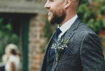 Groom's Fashion / Outfit, gift and detail ideas for your groom, best man, ushers and more…