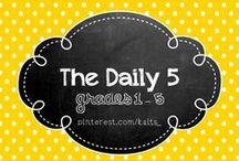 The Daily 5 (Education)