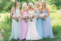 Bridesmaid Dresses / Dresses, accessories, gift ideas and more for your best girls