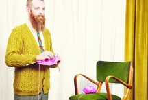 Wooly Pullies / Knitwear that looks quite interesting  / by Steven Baker