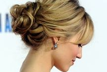 Hair / Hair ideas!  For everyday and up-do's for special occasions.