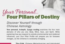 Chinese Astrology / Learn about the animal energy you were born with and how you can use these strengths to assist you in fulfilling your dreams!