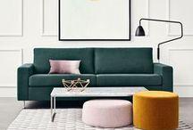 Interiors | Living Room / by Samira Ghadimi